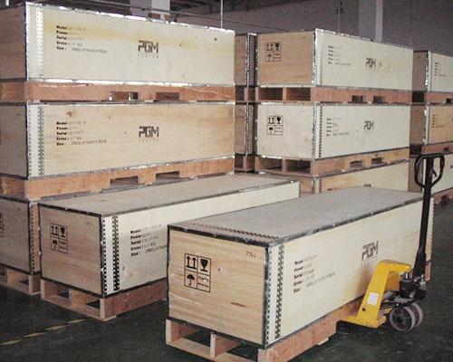 佛山钢带木箱
